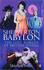 Shepperton Babylon: The Lost Worlds of British Cinema, 0571212980, New Book
