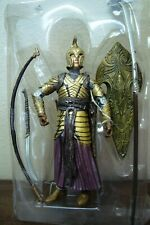 """LORD OF THE RINGS LOTR FELLOWSHIP PROLOGUE ELVEN WARRIOR TOYBIZ 6"""" ONLY 1 ARROW"""