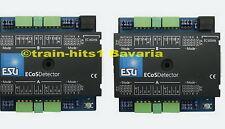 ESU 50094 ECOS Detector Rückmeldemodul 16-fach Ac/dc