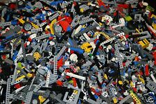 Lego TECHNIC Bulk Lot 1000 Random Pieces, Lift Arms, Gears & More! - A2