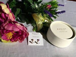 BNIB Radley Jewellery Rose Gold Plated Silver Triple Pearl Earrings RYJ1044