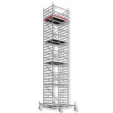 Layher Fahrgerüst Uni Kompakt 1405008 P2 Alu %7c Rollrüstung %7c Rollgerüst %7c Gerüst