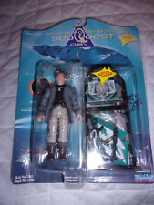 Dr. Z Rubin Zellar Seaquest DSV Collectible Action Figure Playmates Numbered