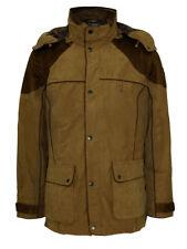 Mens Percussion Rambouillet Waterproof Hunting Jacket Windproof Shooting Coat