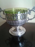 Good WMF ART NOUVEAU Pedestal Basket Exquisite 19th Century