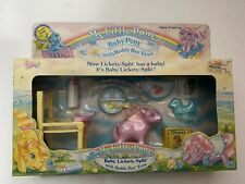 NEW My Little Pony G1 (Generation 1) MLP Baby Pong Baby Lickety Split