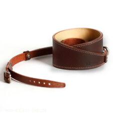 Brown Luxury Italian Leather Cam-in DSLR camera strap CAM3303 UK Stock