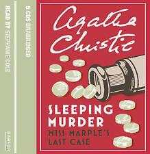 Sleeping Murder: Complete & Unabridged by Agatha Christie (CD-Audio, 2003)