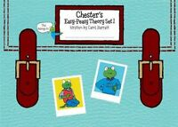Chester's Easy-Peasy Theory Set 1 Sheet Music Theory