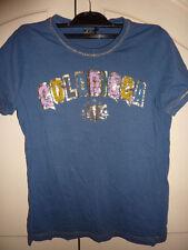 Golddigga blue t-shirt. Size L (large)