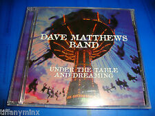 DAVE MATTHEWS BAND cd UNDER THE TABLE AND DREAMING free US shipping