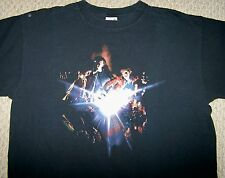Rolling Stones A Bigger Bang 2005 Tour Men L Shirt Jagger Richards OOP
