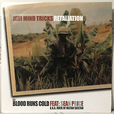"JEDI MIND TRICKS - RETALIATION / BLOOD RUNS COLD (12"")  2001  RARE!!  SEAN PRICE"