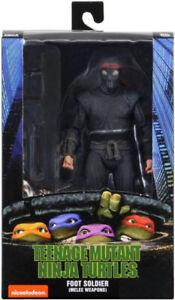 Teenage Mutant Ninja Turtles 7 Inch Figure 1990 Movie - Foot Soldier Melee