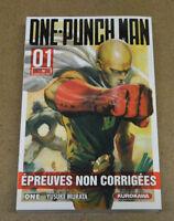 MURATA - ONE-PUNCH MAN - 1 - MANGA VF - EPREUVES NON CORRIGEES ! ( TTBE )