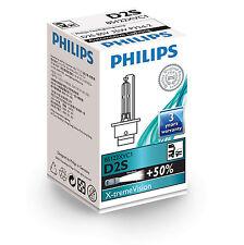 Genuine Philips X-treme Vision 50%+ Brighter D2S Xenon HID Bulbs 85122XV - 1 PCS