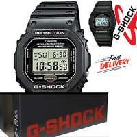 Casio G-Shock DW5600E1V Digital Men's Sport Watch Water Resistant Multi-Function