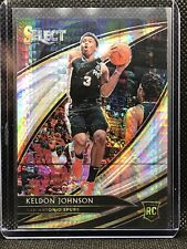 19-20 Select Courtside Rookie TMall Lucky Envelope Dragon #2/8 KELDON JOHNSON