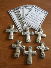 Ganz Blessings Pocket Cross Lot of 6 Pocket Tokens Charms Good Luck Piece