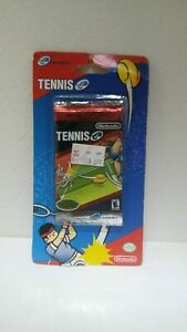 Nintendo Tennis e Reader Cards 2002  NIP