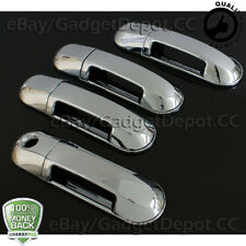 For 2002 2003 2004 2005 Lincoln Aviator Chrome Door Handle Covers