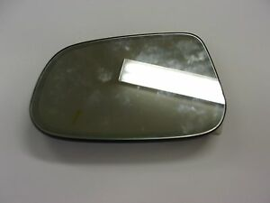 Jaguar XJ8 2008 to 2015 Left Hand  Driver Side Door Mirror Glass C2C37097