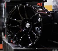 ESR SR08 Gloss Black Deep Concave Wheels 18x10.5 +15 5x114.3 Rims 18 Inch Set 4