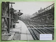 More details for superb original photograph captioned rebuilding west croydon station 1931
