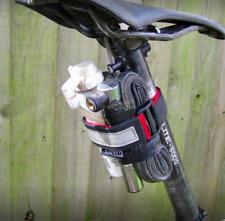 Mt Zoom HANDY STRAP, light saddle bag alternative / bikepacking kit / reflective
