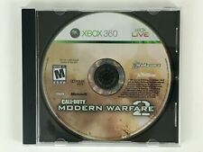 Call of Duty: Modern Warfare 2 (Microsoft Xbox 360, 2009) Disc Only! Tested MW2