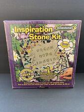 Mosaic Stepping Stone Kit Inspiration 601950112791 New Sealed