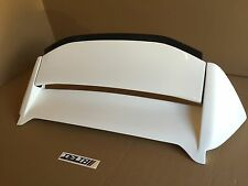 Honda Civic Mugen EP3 Spoiler & Black Gloss Delta Lip Extension Spoiler 2001-05