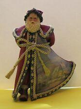 Thomas Kinkade Figurine - MEMORIES OF CHRISTMAS SANTA New  Item 0319303009 COA