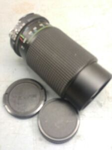 Tokina RMC 80-200mm f/4.5 MF Lens N/Ai For Nikon from Japan 52mm