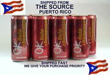 Kola Champagne Soda Puerto Rico Refresco Cold Soft Drink Beverage Food 12 latas
