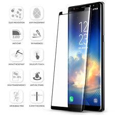 NEW i-Blason Galaxy Note 8 Screen Protector, Premium Edge-to-Edge Tempered Glass