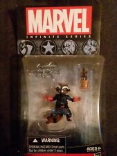 "Marvel Universe Infinite Series Rocket Raccoon 3.75"" Figure Marvel Legends"