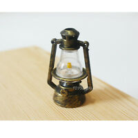 1:6 Scale Kerosene lamp Barn lantern Paraffin lamp Plastic Model Mini Toy