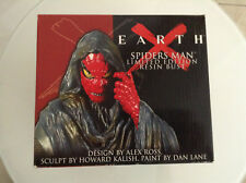 EARTH X SPIDERS MAN BUST 398/450 NEW ALEX ROSS DYNAMIC FORCES SPIDER-MAN GIRL 12