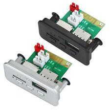 Bluetooth Compatible 50 Car Radio Mp3 Player 5v 12v Mp3 Wma Decoder Board Audio