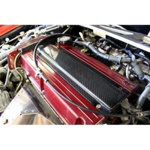 APR Performance Carbon Fiber Spark Plug Cover for Mitsubishi Lancer Evo 8 9