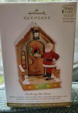 2011 Hallmark Keepsake Decking the door Christmas ornament