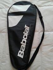 Babolat Tennis Racquet Carry Bag Single Raquet Black