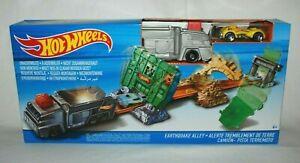 Hot Wheels Earthquake Alley inc 1 Vehicle BNIB