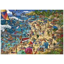 NEW! Heye Seashore by Tanck 1000 piece comic cartoon jigsaw puzzle 29922