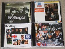 4 CD Lot-The Beatles related.Badfinger.Backbeat.Peter&Gordon.From Hamburg 2 Here