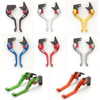3D Brake Clutch Levers For Ducati 1098/S/Tricolor 07-08/STREETFIGHTER /S 09-13