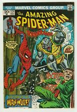 Amazing Spider-Man #124 1st appearance of the Man-Wolf - FN+ ⭐