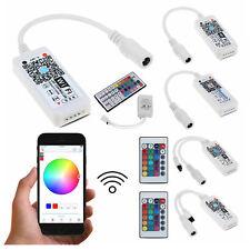 WiFi/Buletooth LED RGB/RGBW IR Remote Controler for 3528 5050 LED Strip Light
