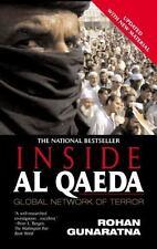 Inside Al Qaeda: Global Network of Terror Gunaratna, Rohan Paperback